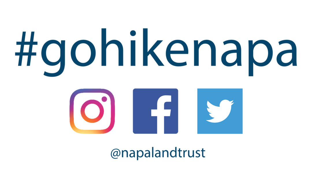 #gohikenapa launches with latest Land Trust hike program
