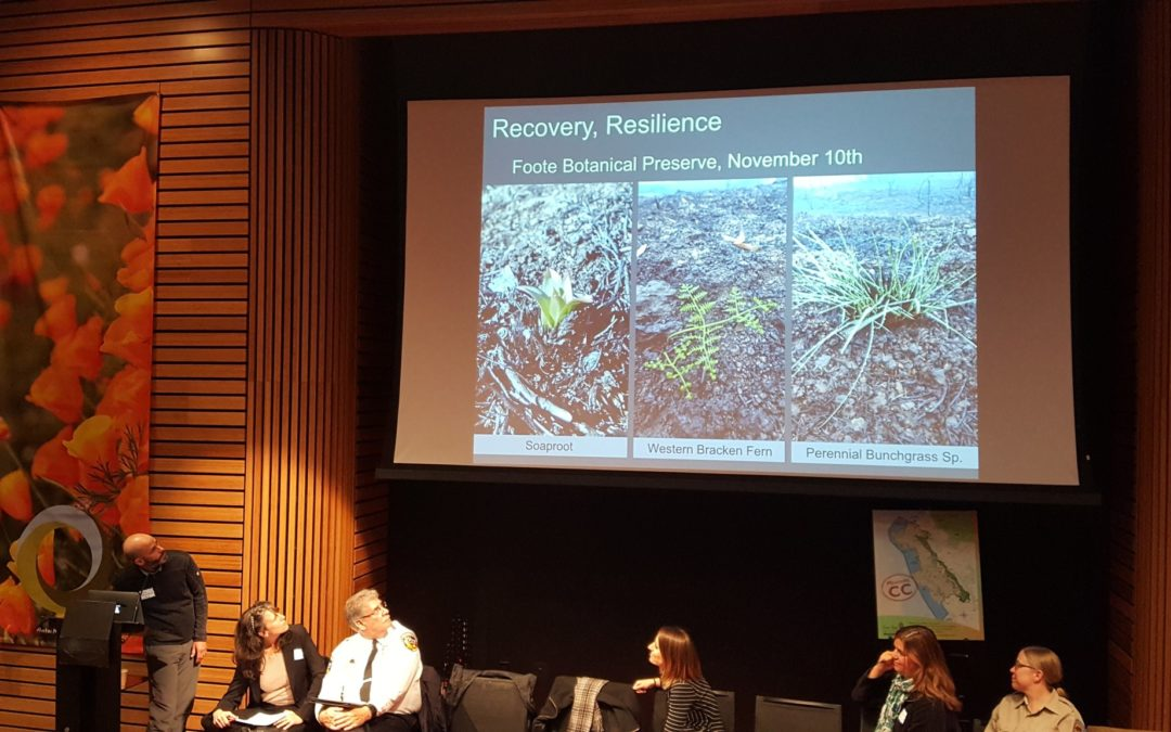 UPDATE: Tweets from Bay Area Open Space Council forum (Original post: Bay Area Open Space Council forum to include Land Trust)