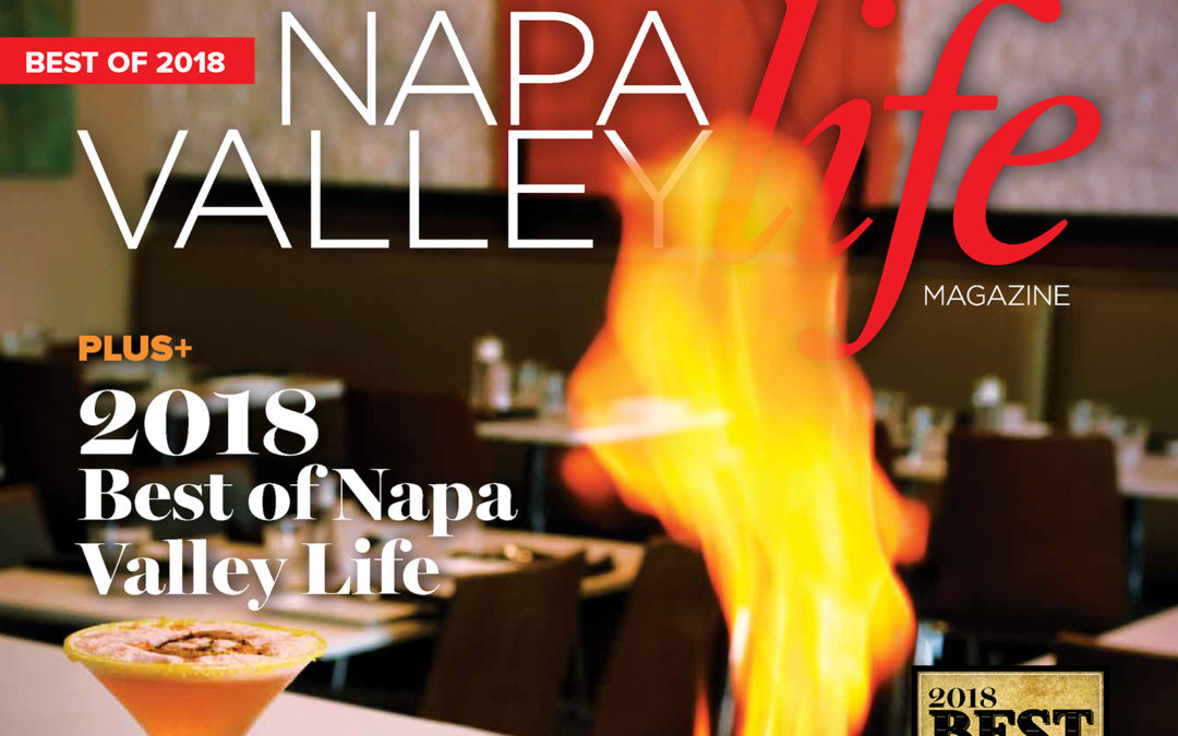 Land Trust earns award in Napa Valley Life magazine