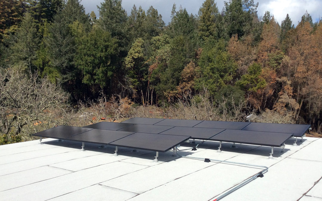 Gasser grant brings solar power to Archer Taylor Preserve