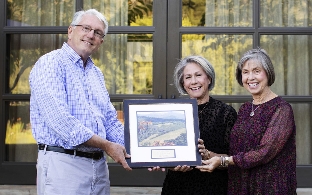 Land Trust honors Phelps family with 2019 Acre by Acre Award