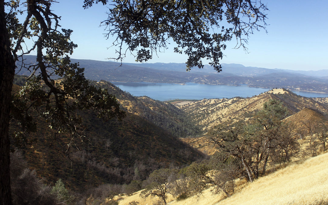Webber Ranch near Lake Berryessa now completely protected